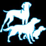 Hundeschulen Symbol