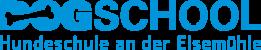 Logo der Hundeschule an der Elsemühle